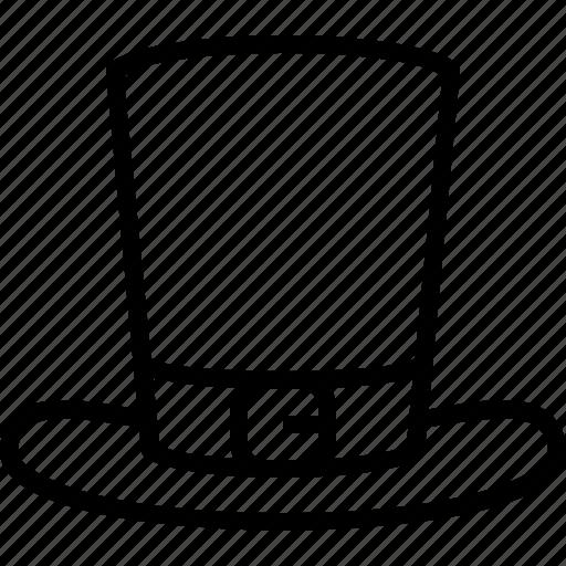 hat, leprechaun, patrick, st patricks day icon