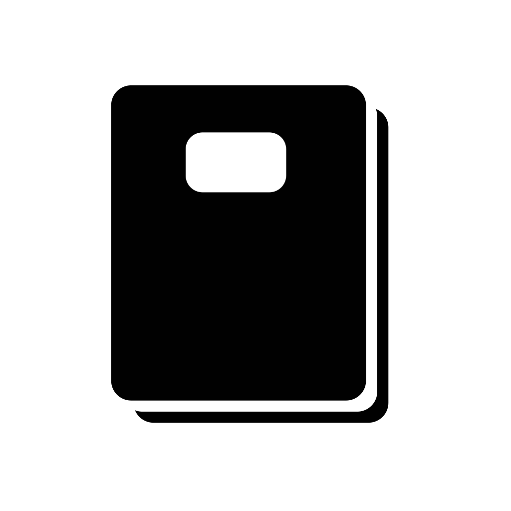 book, document, file, notebook icon