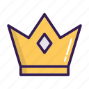 awards, crown, acheivement