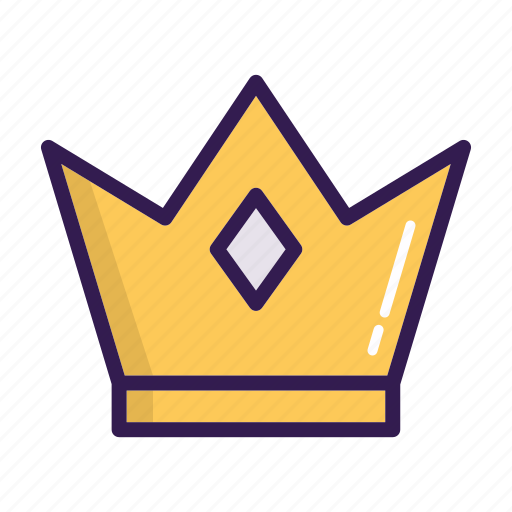 acheivement, awards, crown icon
