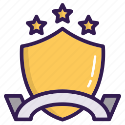 acheivement, awards, shield icon