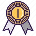 awards, badge, acheivement