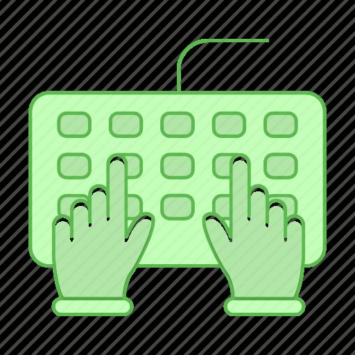 development, keybord icon