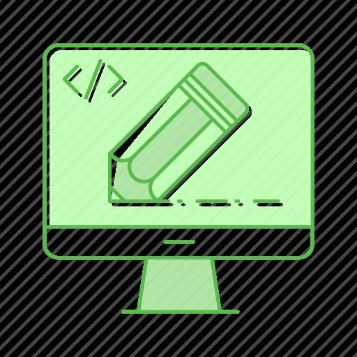 design, development, ux icon