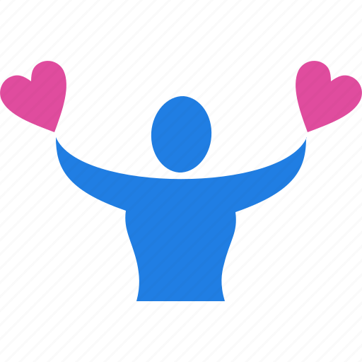family, heart, love, romance icon