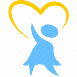 baby, child, family, heart, kid, love, valentine icon