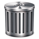 delete, garbage, remove, trash icon
