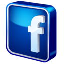 facebook, social network icon