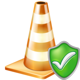 check, cone icon