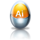 adobe, egg, illustrator