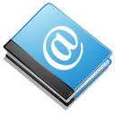 adress, book icon
