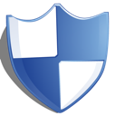 protection, shield, blue