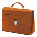 briefcase, carreer, suitcase icon