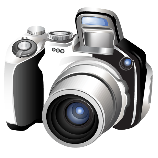 Camera, grey icon - Free download on Iconfinder