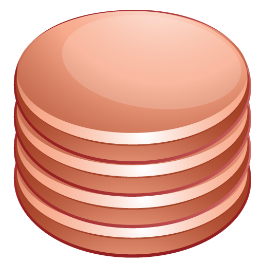 database, red icon