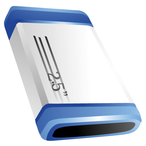 blue, disk icon