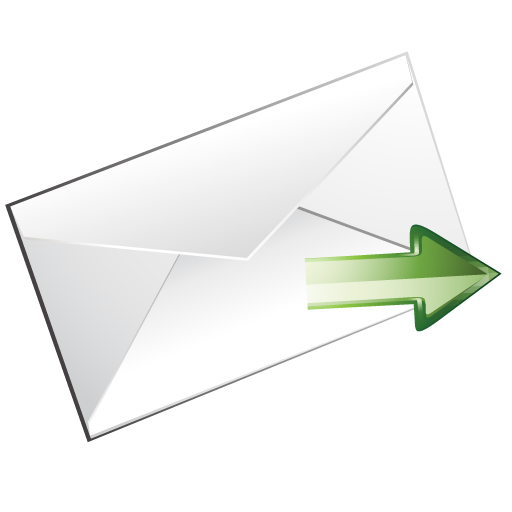email, forward icon
