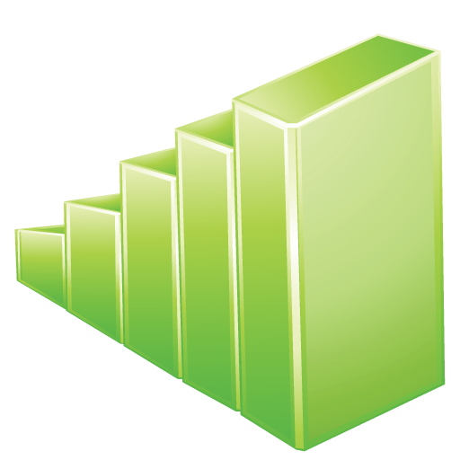 Graph Icon Png Graph Green Icon Png