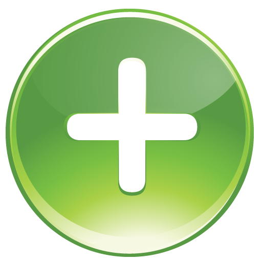 Add, green, plus icon | Icon search engine