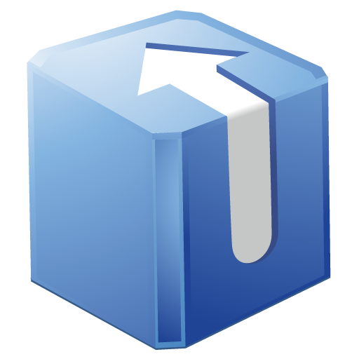 box, upload icon