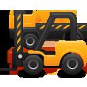 truck, forklift