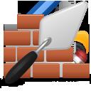 cement, pave, bricks icon