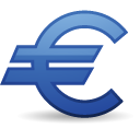 05, euro, money icon