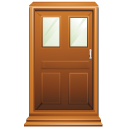 close, door, exit, logout icon