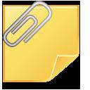 file, paper clip