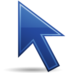 arrow, cursor icon