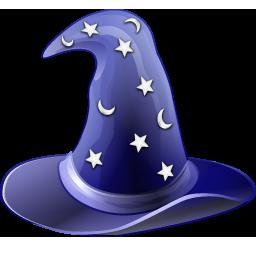 Hat Magic Wizard Icon Icon Search Engine