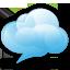 cloud, shine, thing icon