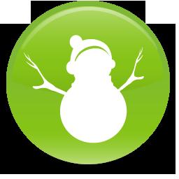 24, christmas icon