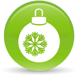 31, christmas icon