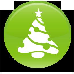 33, christmas icon