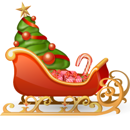 6, christmas icon
