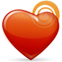 heart, love, valentine's day icon