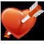 heart, love, valentine's day icon