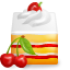 cake, food icon