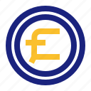 business, euro, office icon