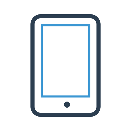 device, iphone, mobile, phone, smartphone, tablet, telephone icon
