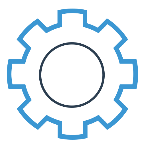 configuration, gear, options, service, settings, tool, wheel icon