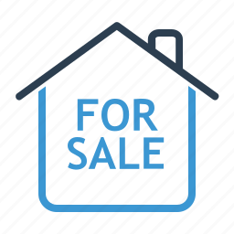 building, house loan, mortage, property, real estate, sale, sell home icon
