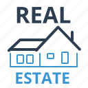 building, construction, house, real estate icon