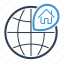 address, location, map, property icon