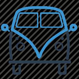 camp van, campervan, car, life on wheels, minivan, real estate, vw icon