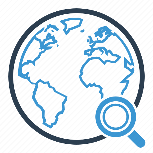 Global, search, world icon - Download on Iconfinder