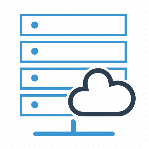 cloud, hosting, storage icon