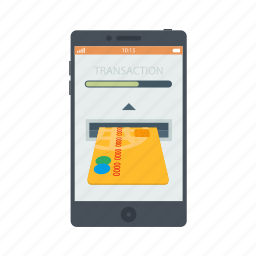 application, credit card, master card, mobile, payment transfer, transation, transfer icon