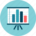 statistics, whiteboard, charts, results, plan, presentation